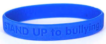 anti bullying wrist bands
