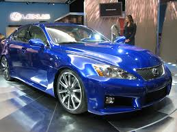 lexus is f 250