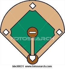 baseball diamond picture