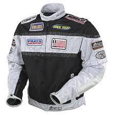 icon tarmac jackets