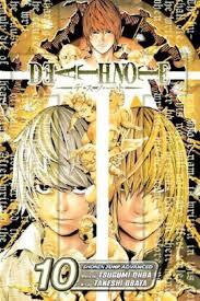 death note volume 10