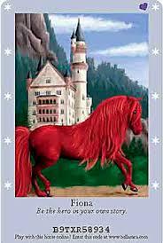 bella sara trading card