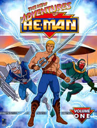 new adventures of he man