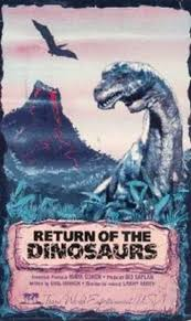 return of the dinosaurs