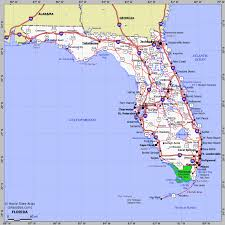 florida highways map