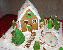gingerbread houses patterns