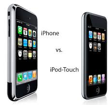 i phone touch