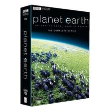 planet earth dvd covers