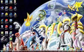 legendary pokemon images