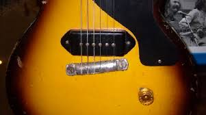 les paul jr bridge