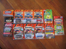 matchbox buses