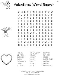 blank word puzzles