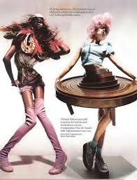 flamboyant fashion