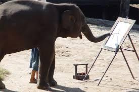 elephant paintings