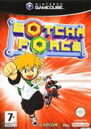 gotcha force gamecube