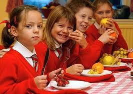 lunch for children