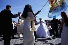 gypsy wedding pictures