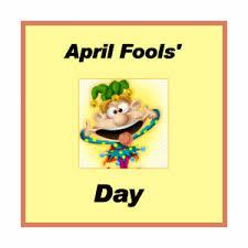 1 april joke
