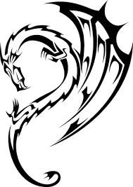 dragon tattoos art