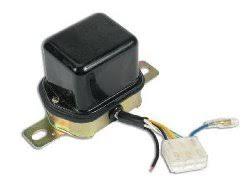 automotive voltage regulator