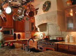 french country kitchen decorating