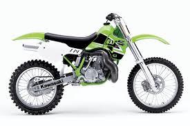 500 dirtbike