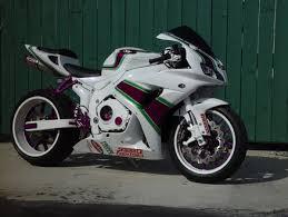 customized sportbikes