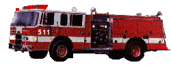 animated fire truck