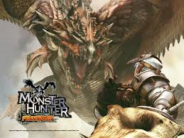 monster hunter freedom wallpaper