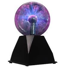 plasma ball light
