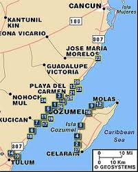iberostar paraiso del mar map