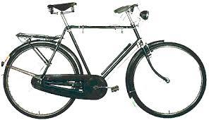 english racer bicycle