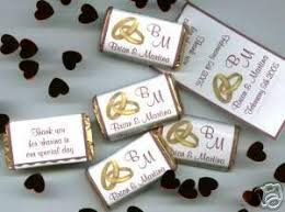 personalised chocolate wrapper