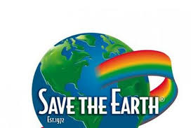 save the earth logos