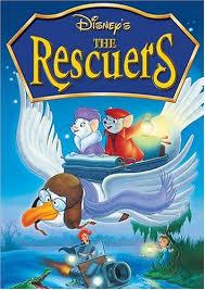 walt disney the rescuers