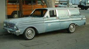 1965 ford falcon wagon