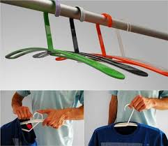 collapsible hanger