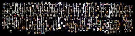 spoons display