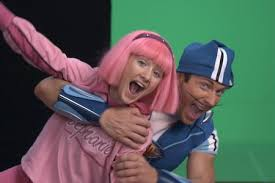 lazy town image