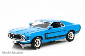 model cars mustangs