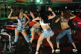reggaeton bailar