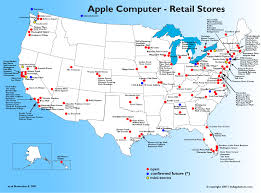 apple store map