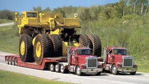 photos of big trucks