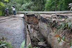7.2 Magnitude Earthquake Hits