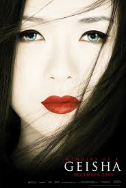 memoirs of a geisha posters