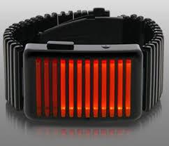 led wristwatches