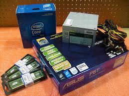 tester motherboard