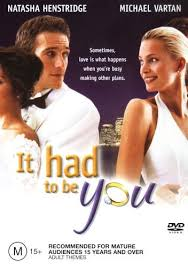 it had to be you dvd