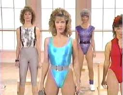 80s workout outfit