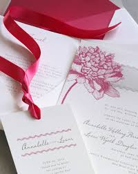 vera wang invitation